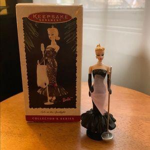 Hallmark Keepsake Ornament Barbie Solo